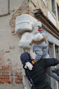 A Venezia con i bambini: i Macacotour (foto Macacotour)