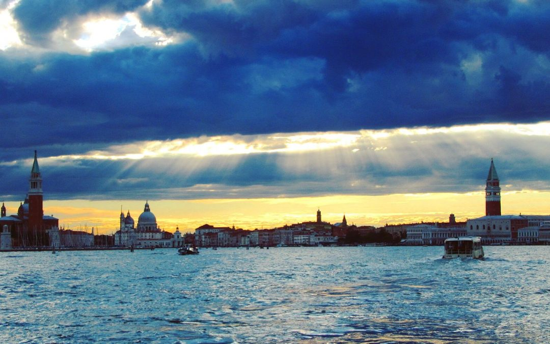 Venice for dummies: is it possibile to swim in the Lagoon of Venice?