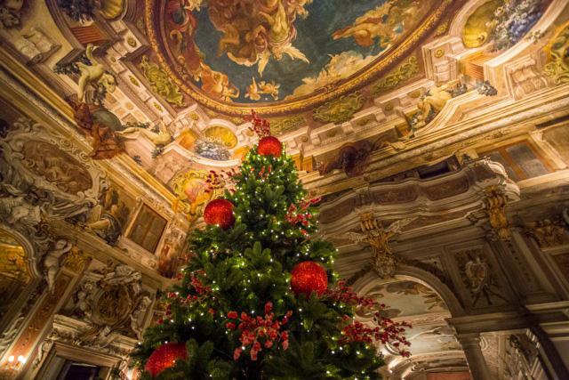 My Christmas Venice 2017   Palazzo Zenobio