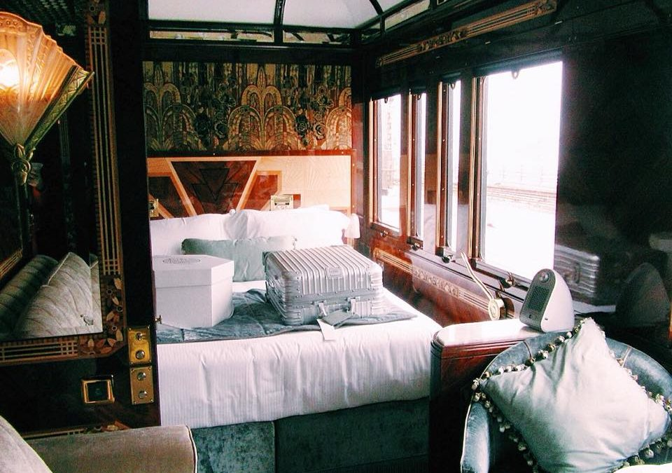 Venice Simplon Orient Express: with the train into the history