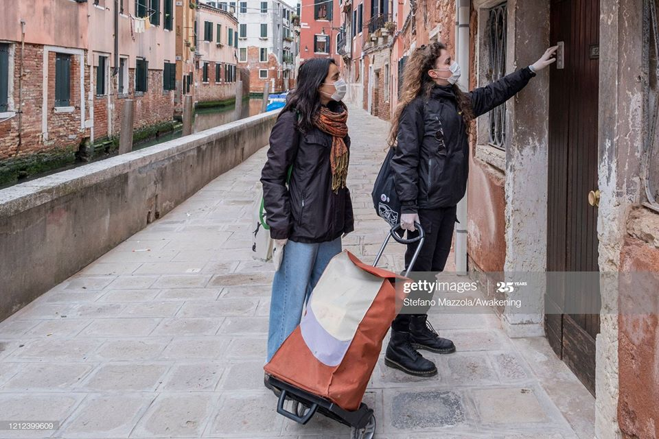 Venice at Covid19 times