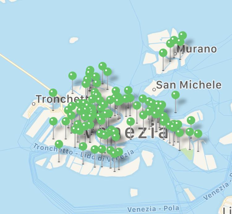 5 app utili a Venezia