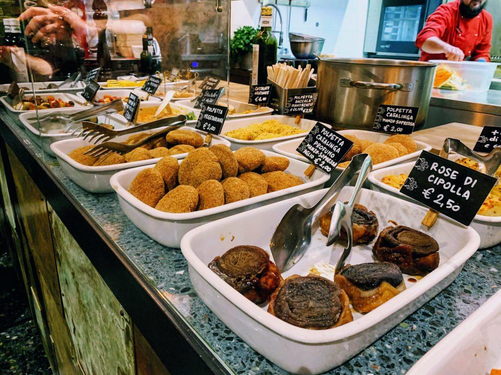 5 posti dove dove mangiare bene a Venezia low budget