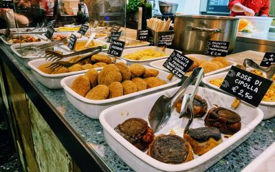 5 places low budget where to eat well in Venice