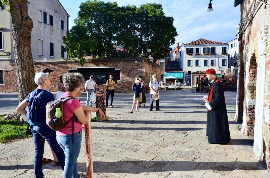 Nuovi tour a Venezia: passeggiando con Skylock