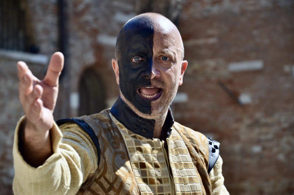 Passeggiando con Otello e Jago Sant'Agnese