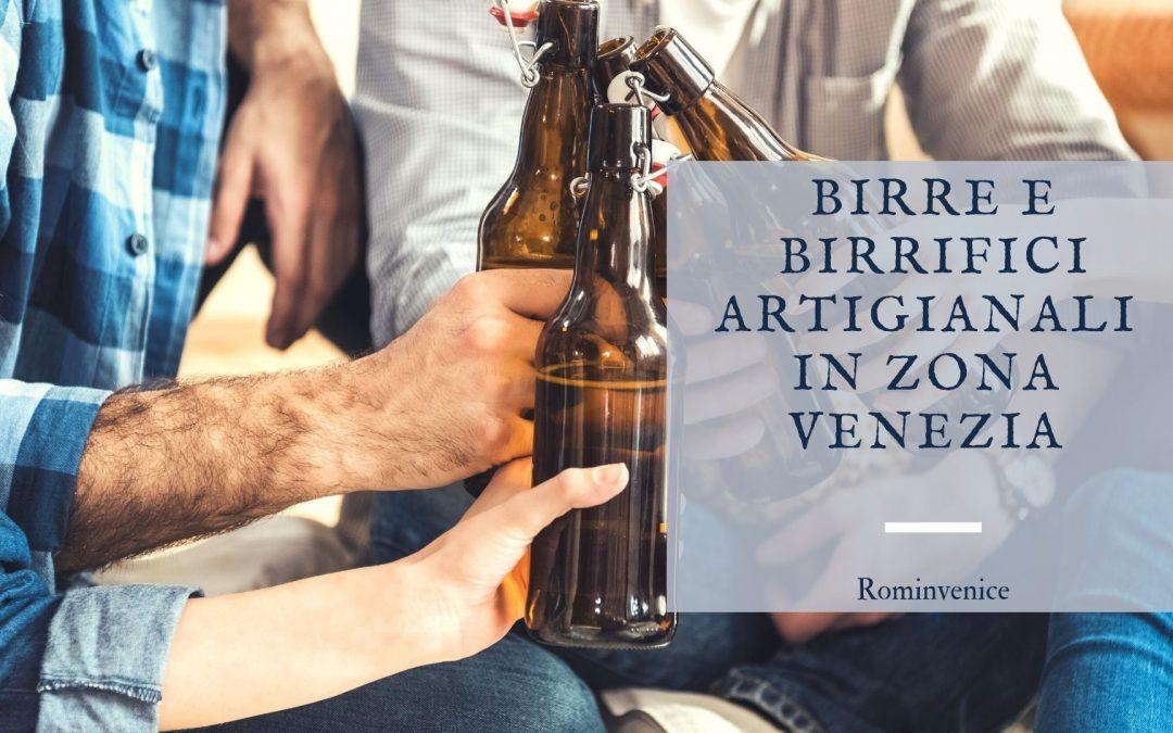 Birre e birrifici artigianali in zona Venezia