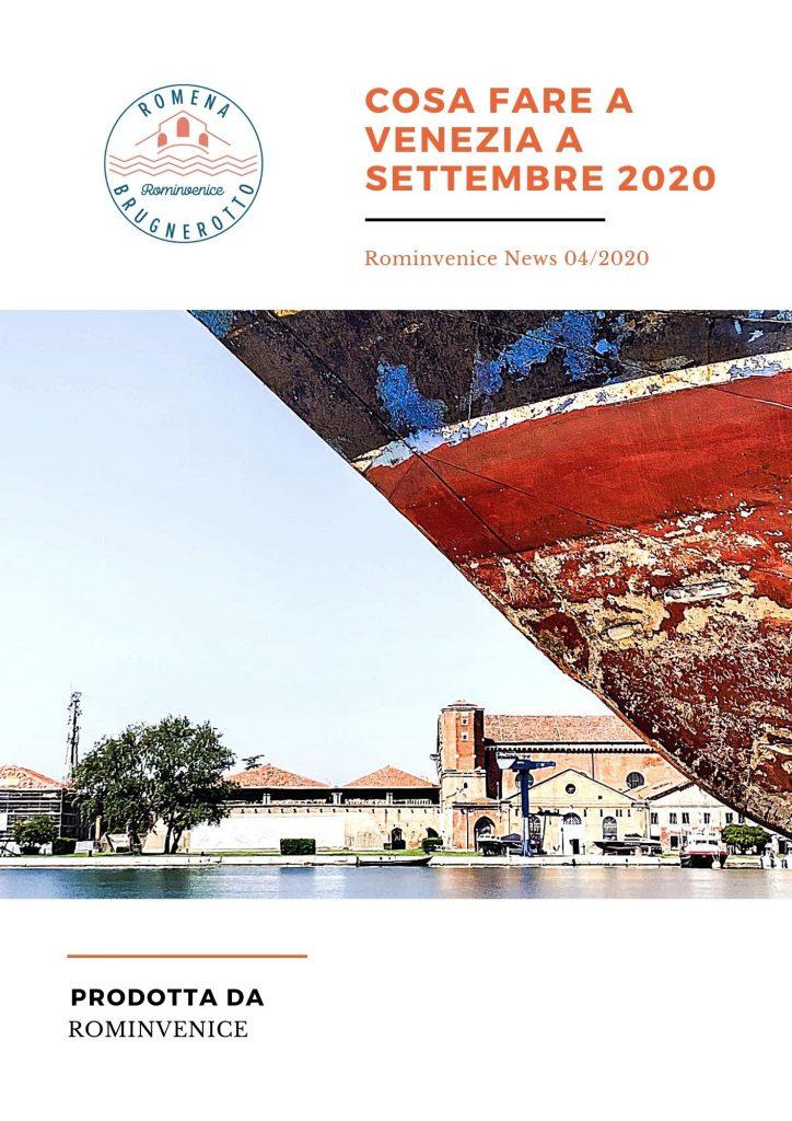 Gli eventi di Venezia e Mestre li trovi su Rominvenice News